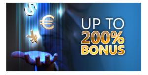 200 bonus tradorax