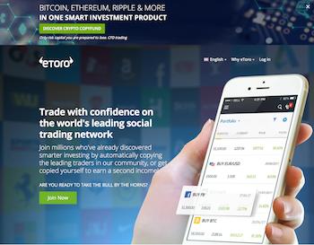 Etoro day trading in crypto spread